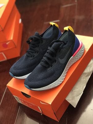 Nike Epic React Womens Size 5.5 College Navy OG Colorway Rare NEW for Sale in Los Angeles, CA