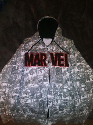 Universal Studios Marvel Jacket Hoodie - Adult Medium for Sale in Oviedo, FL