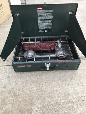 Camping stove for Sale in Jurupa Valley, CA
