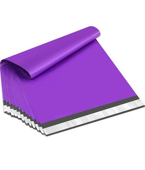 UCGOU 10x13 Inch Pack-200 Poly Mailers Purple 2.35 MIL Premium Shipping Envelope for Sale in Hamburg, NY