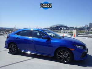 2017 Honda Civic Hatchback for Sale in Seattle, WA