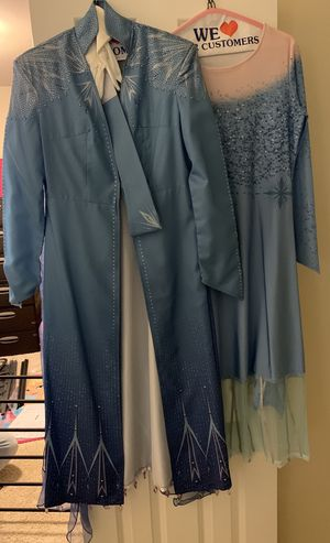 Frozen Elsa 2 cosplay costume for Sale in Lacey, WA