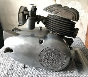 Zanella 1961 Italian Industria Argentina motorcycle engine Motor ZC 125cc Street for Sale in Huntington Beach, CA