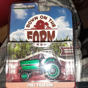 Greenlight chase down on the farm tractor for Sale in Bunnell, FL
