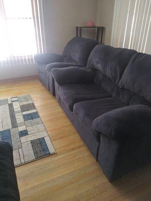 Sofa set$300 king bedroom set$300 for Sale in South Saint Paul, MN