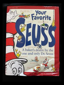 Dr Seuss Your Favorite 13 Story Book: Mulberry Street, McElligot's Pool, If I Ran The Zoo for Sale in Huntington Beach, CA
