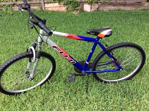 """Fuji bicycle aluminum frame very good condition nothing wrong with it ready to go 26"""" for Sale in Deer Park, TX"""