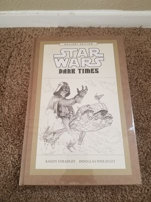 Star Wars Dark Times Gallery Edition Book for Sale in Grapevine, TX