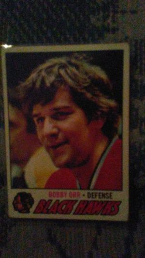 1977 Topps #251 Bobby Orr for Sale in Powell Butte, OR