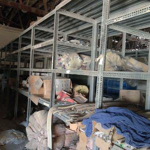 Metal Shelves for Sale in Highland, CA