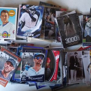 Sports Cards Baseball Trading Card Collection for Sale in Pasadena, TX