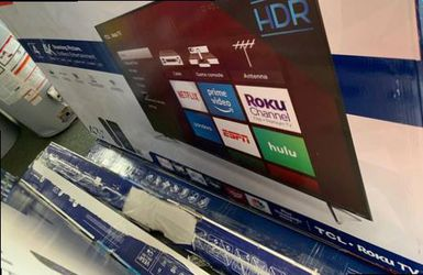 "TCL ROKU SMART TVS (32"" and 43"") prices vary DSY4 for Sale in Houston,  TX"