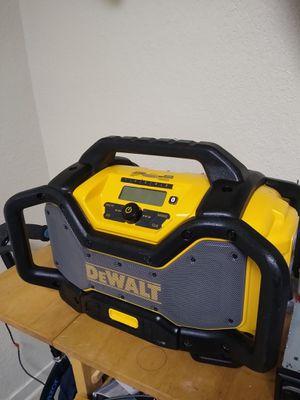 DEWALT 20-volt Max Cordless Jobsite Radio Bluetooth Adapter Item #808139Model #DCR025 for Sale in Fresno, CA
