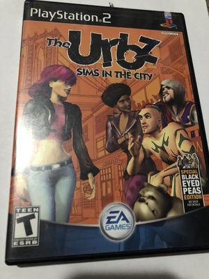 The Urbz: Sims In The City - Complete in Box PS2 for Sale in Coal Center, PA