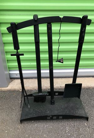 Fireplace Tool Set for Sale in Bristow, VA