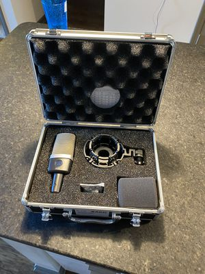 AKG Condenser Microphone With Accessories. for Sale in Chattanooga, TN