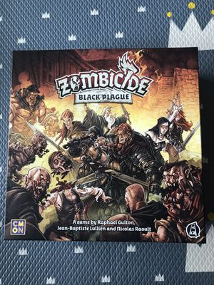 Zombicide Black Plague for Sale in Lynnwood, WA