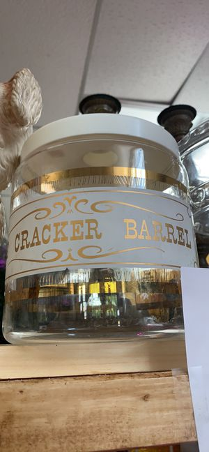 Vintage Cracker Barrel Pyrex for Sale in Waynesboro, PA