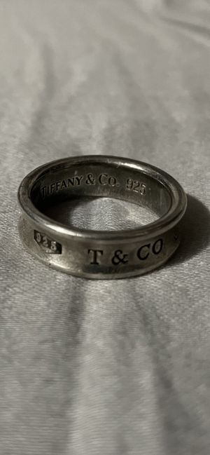 Tiffany & Co. Silver Ring for Sale in Queens, NY