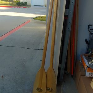 Small Boat Or Canoe Paddles for Sale in Frisco, TX