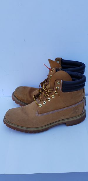 Men's Size 11.5M Timberland Boots for Sale in Washington, DC
