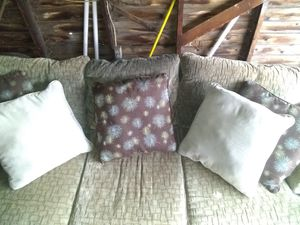 Couch And Big Comfy Chair for Sale in Milwaukee, WI