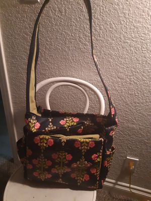 Pickle Bottom diaper bag great condition for Sale in Colton, CA