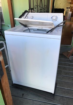 Whirlpool washer and Gas dryer for Sale in Hayward, CA