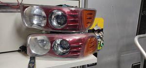 2000-2006 GMC Yukon Denali headlights for Sale in Ontario, CA