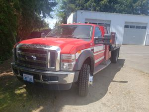 Superduty tow rig f450 for Sale in Lacey, WA