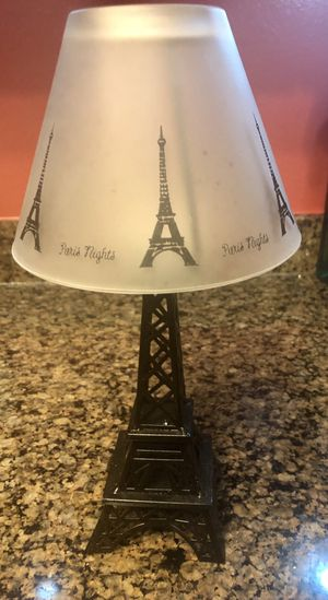 EIFFEL TOWER TEA LIGHT CANDLE HOLDER for Sale in Reston, VA