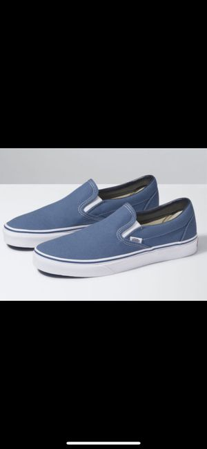 Vans classic slip-on for Sale in Tracy, CA