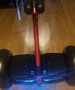 Segway Ninebot S Smart Like New for Sale in Haverhill,  MA