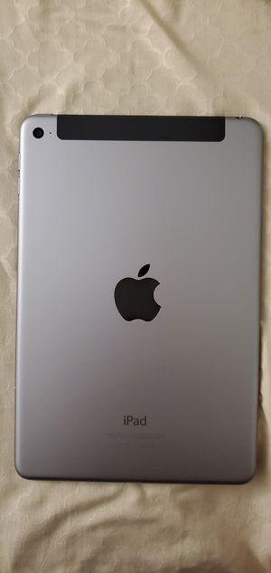 iPad Mini 4 64 GB Wifi + Cellular for Sale in Wheaton, MD