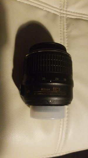 Lile New Nikon 15-55 camera photography lense for Sale in Miami, FL