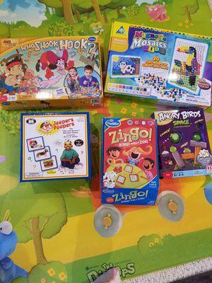 Preschool Educational Games for Sale in Fairfax, VA
