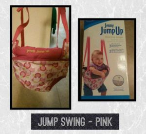 Baby/Toddler JumpUp swing for Sale in Warren, MI