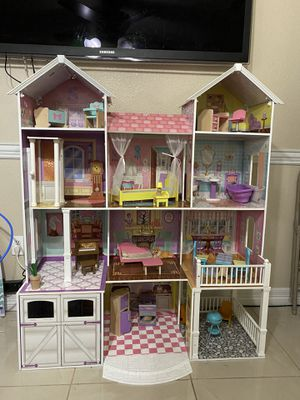 kid kraft dollhouse dollhouse for Sale in Fort Worth, TX