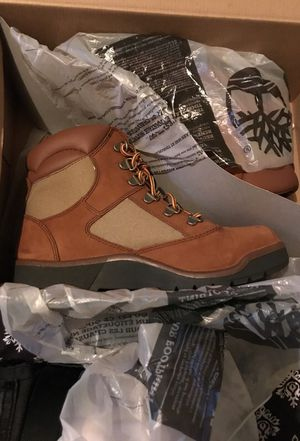 Timberlands size 6 boys for Sale in New York, NY