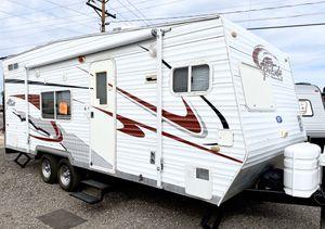 2007 Eclipse attitude 23ft Small Toy Hauler $10400 trailer camper for Sale in Mesa, AZ