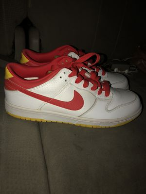 Nike McDonalds NYX limited edition Size 10 Men for Sale in Los Angeles, CA
