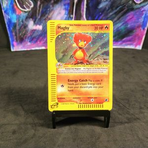 Magby Holo expedition Set Pokemon Cards for Sale in Bedford, TX