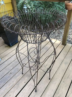Handcrafted Plant Stand for Sale in Atlanta, GA