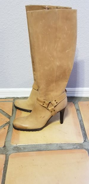 Gianni Bini camel boot size 6.5 for Sale in Chandler, AZ