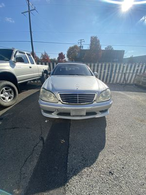 Mercedes Benz S430 AMG Package FOR PARTS for Sale in Sterling, VA
