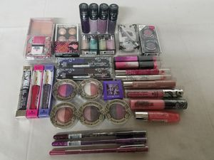 32 piece Hard Candy Pink & Purple Eye Lip Nail Makeup Cosmetics Lot No Duplicates for Sale in Jacksonville, FL
