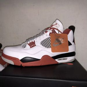 Brand New Jordan Retro 4 Fire Red Size 10.5 for Sale in Evesham Township, NJ