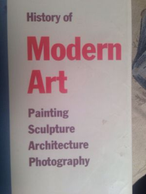 PRICE REDUCTION-History of Modern Art for Sale in Alexandria, VA