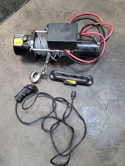 Winch 8000 lb for Sale in Portland,  OR