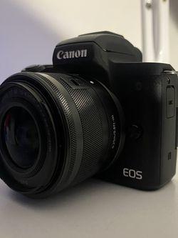 CANON M50 (YouTube Camera) for Sale in College Park,  GA